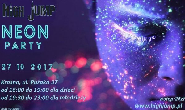 NEON PARTY HIGH JUMP